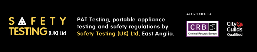 Safety Testing UK Ltd masthead